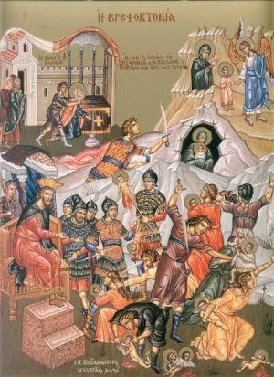 29-12 Sf. 14000 prunci ucisi de Irod