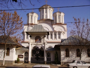 Biserica Serban Voda