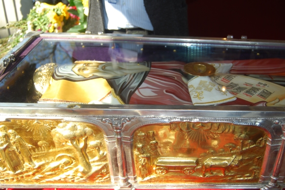 Moastele Sf Dimitrie cel Nou Basarabov