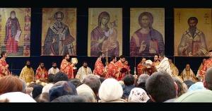 slujba Sf. Dimitrie