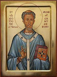 Theodore of Tarsus Canterbury