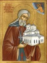 Sf Cuv Nicodim Tismana