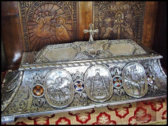 racla Sf. Nicodim