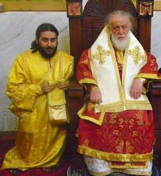 Serafim Bit-Haribo Illia II Patriarch