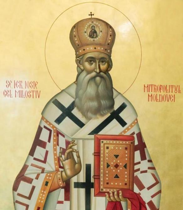 Sf. Ierarh Iosif Nainescu cel Milostiv 26 ianuarie