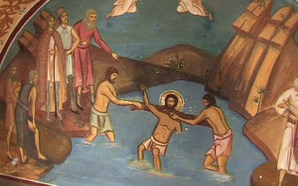 Martiriul Sf Mc. Sava Buzau