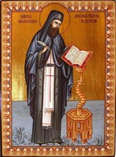 Sf Ioan Iacob de la Neamt