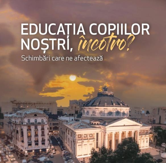 EDUCATIA COPILOR INCOTRO -